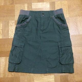 ベルメゾン - カーゴスカート