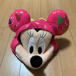 ミニーマウス(ミニーマウス)のディズニーランド購入 30周年記念 ミニーちゃん帽子(キャラクターグッズ)