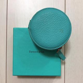 ティファニー(Tiffany & Co.)のティファニージュエリーケース/リングホルダー/ポーチ(ポーチ)
