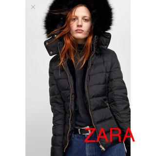ザラ(ZARA)の美スタイル☆ZARA*インナーボアダウンジャケット(ダウンジャケット)