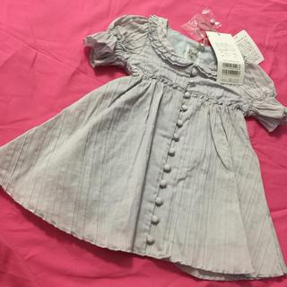リトルミー(Little Me)の日本製 Litlle me COUTURE 新品タグ付き ワンピース ドレス(ワンピース)