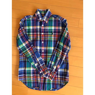 Ralph Lauren - ラルフローレンチェックシャツ