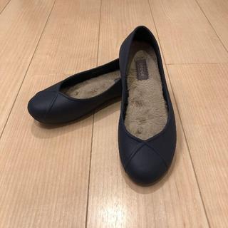 クロックス(crocs)の【美品】crocs w6(ハイヒール/パンプス)