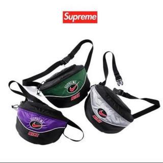 Supreme - 【新品】Supreme NIKE Shoulder Bag ショルダーバッグ