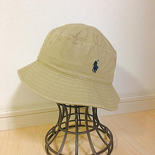 ポロラルフローレン(POLO RALPH LAUREN)の即購入OK!ラルフローレン  新品帽子(帽子)