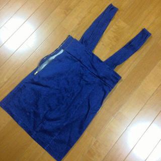 リップサービス(LIP SERVICE)のデニム タイトスカート(ひざ丈スカート)