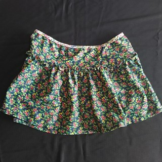 サンアイミズギラクエン(三愛水着楽園)の 🌹 水着素材花柄 スカート  🌺🏖️(水着)