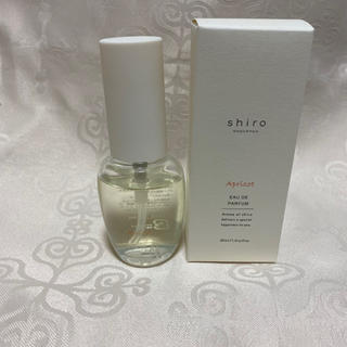 shiro - shiro  シロ オードパルファン アプリコット 香水