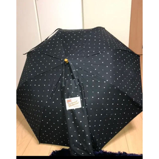 IENA - 【新品】TRADITIONAL WETHERWEAR折りたたみ傘(星柄)スター