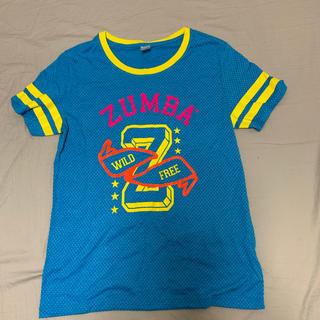 ズンバ(Zumba)のZUMBA ウェア Tシャツ(ダンス/バレエ)