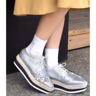 チェスティ(Chesty)のchesty オックスフォードシューズ(ローファー/革靴)