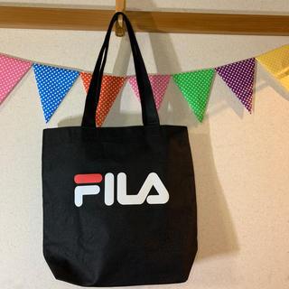 FILA - ポップティーン付録  FILAバッグ