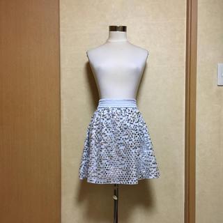 チェスティ(Chesty)の新品 Chesty チェスティ❁︎スパンコール&チュール スカート(ミニスカート)