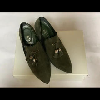 ダイアナ(DIANA)の【美品】DIANA ショートブーツ 新品未使用(ブーツ)