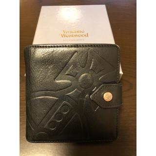 Vivienne Westwood ヴィヴィアン ウエストウッド 二つ折り財布