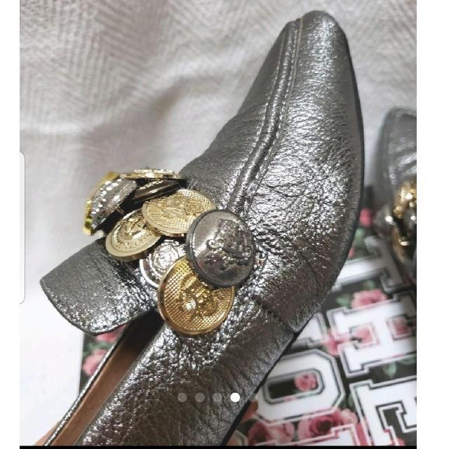 JEFFREY CAMPBELL(ジェフリーキャンベル)のJEFFREY CAMPBELL レディースの靴/シューズ(ローファー/革靴)の商品写真
