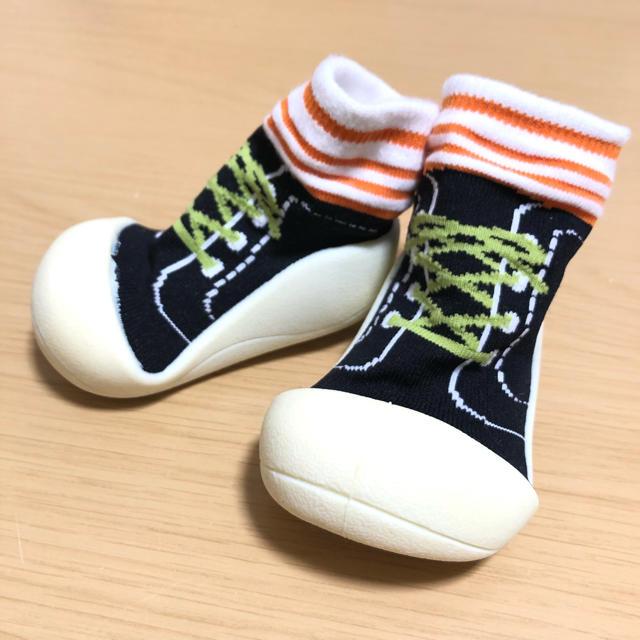 BREEZE(ブリーズ)のAmpersand ファーストシューズ 12.5 ベビーシューズ 靴 キッズ/ベビー/マタニティのベビー靴/シューズ(~14cm)(スニーカー)の商品写真