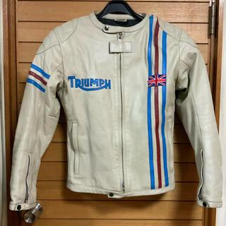 トリンプ(Triumph)のトライアンフ ライダーズ レザージャケット Triumph (レザージャケット)