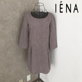 イエナ(IENA)のイエナ♡日本製(ひざ丈ワンピース)