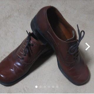 ムーンスター(MOONSTAR )の☆レトロ風 ムーンスター 革靴 24(ローファー/革靴)