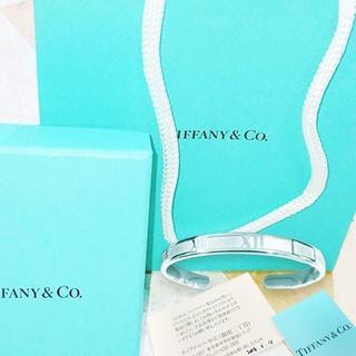 Tiffany & Co. - ☆新品☆未使用☆ティファニーアトラス カフブレス