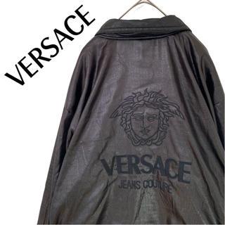 VERSACE - VERSACE ヴェルサーチ vintage ヴィンテージ ブルゾン ジャケット