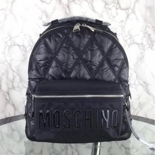 モスキーノ(MOSCHINO)のMOSCHINO リュックバックパック(リュック/バックパック)