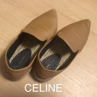 セリーヌ(celine)のCELINEのスリッポン(スリッポン/モカシン)