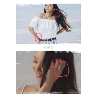 H&M - H&M 安室奈美恵さん着用 アクセサリー3点セット