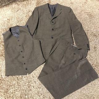 【IMGN】スーツ 3点セット YA-LLサイズ(セットアップ)
