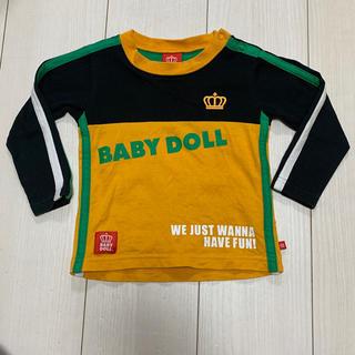 ベビードール(BABYDOLL)のBABYDOLL꙳★*゚ロンT꙳★*゚80(Tシャツ)