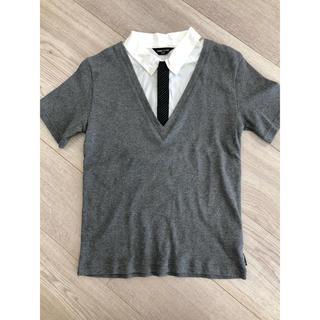 コムサイズム(COMME CA ISM)のコムサ 男の子用カットソー 150センチ(Tシャツ/カットソー)