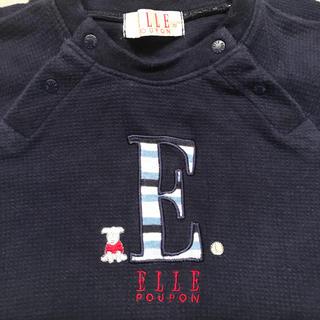 エル(ELLE)のELLE 長袖カバーオール70(カバーオール)