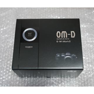 OLYMPUS -  OLYMPUS OM-D E-M1 MarkII