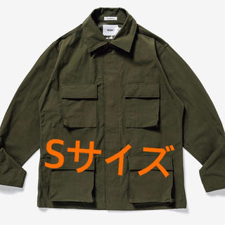 W)taps - WTAPS WMILL-LS 01 / SHIRT .NYCO .RIPSTOP
