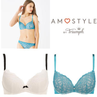 AMO'S STYLE - 【美品】AMOSTYLE Wonder Make Basic ブラセット