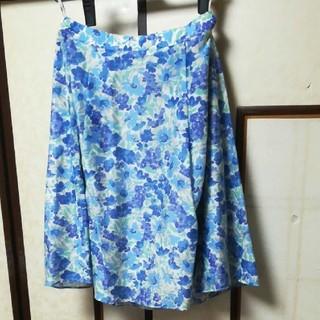 ニューヨーカー(NEWYORKER)のリバティスカート(ひざ丈スカート)