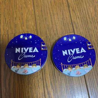 ニベア 青缶 65g×2缶