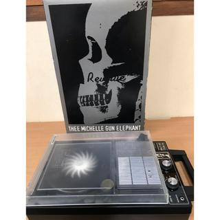 コロンビア(Columbia)のミッシェルガンエレファント限定モデルレコードプレーヤー(ミュージシャン)