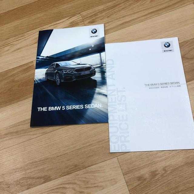 BMW(ビーエムダブリュー)のBMW  カタログ 自動車/バイクの自動車(カタログ/マニュアル)の商品写真