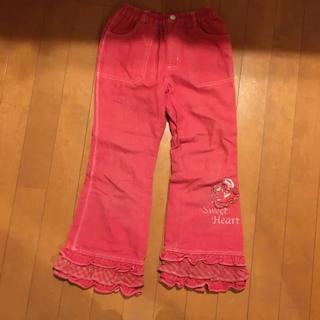 ピンクハウス(PINK HOUSE)のピンクハウス好きな方にも♡デニムパンツ130cm(パンツ/スパッツ)