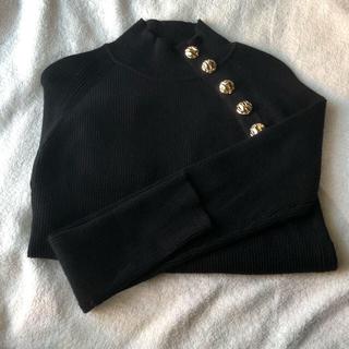 ザラ(ZARA)のZARA  knit 美品(ニット/セーター)