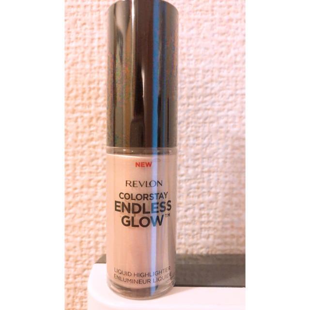 REVLON(レブロン)のレブロンカラーステイ エンドレスグロウリキッドハイライター コスメ/美容のベースメイク/化粧品(フェイスカラー)の商品写真