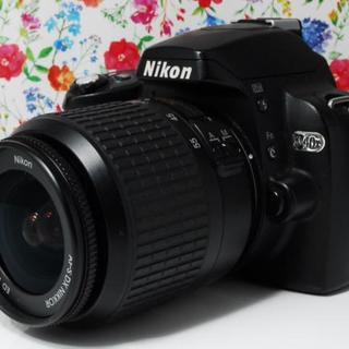 ニコン(Nikon)の❤️小さくて軽い❤Nikon D40x❤️初心者お勧め❤(デジタル一眼)