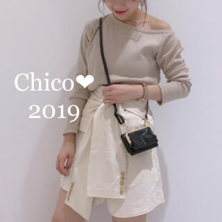 who's who Chico - 2019❤︎完売レア❤︎リボンテーラースカート
