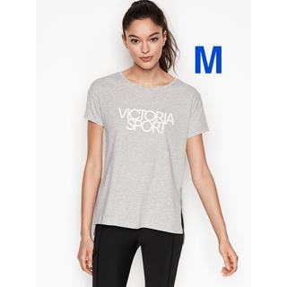 ヴィクトリアズシークレット(Victoria's Secret)のヴィクトリアシークレットスポーツ Tシャツ M【新品】【即日発送】(Tシャツ(半袖/袖なし))