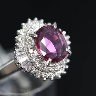 Pt900 プラチナ ダイヤモンド リング(リング(指輪))