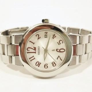 セイコー(SEIKO)の「ラスト・フレンズ」 長澤まさみさん着用モデル 美品 ルキア 電池新品 完動品(腕時計)