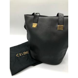 celine - 中古品◆セリーヌ◆トートバッグ◆ブラック