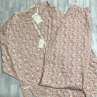 新品  ❁  amour LIBERTY FABRIC パジャマ M